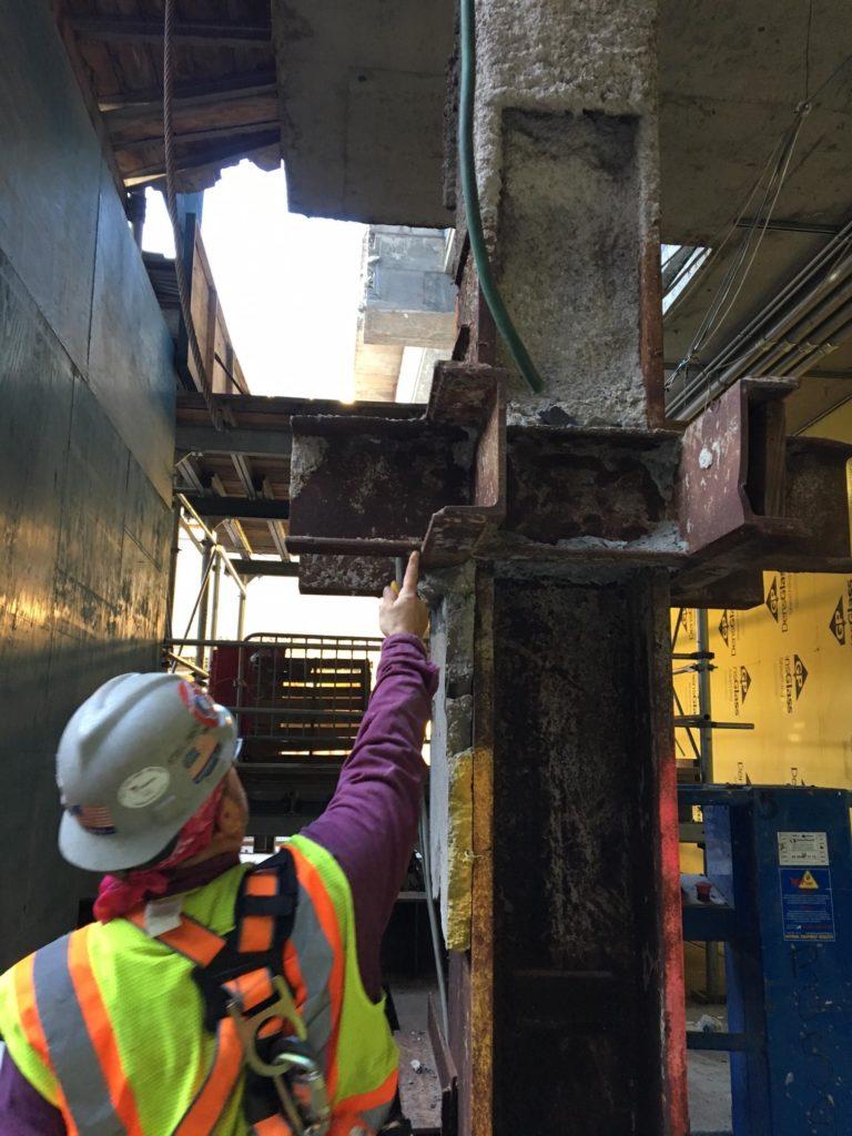 WTC Steel