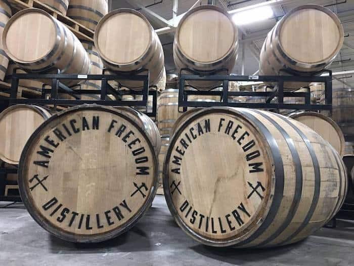 merican Freedom Distillery